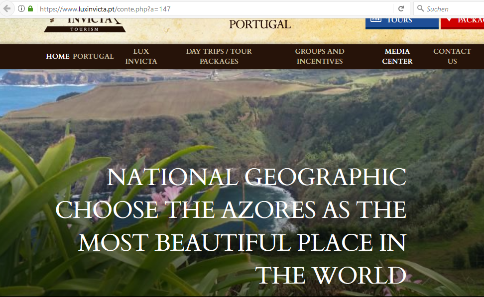 Azoren blog projekt azoren seite 13